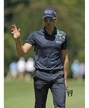 Henrik Stenson closed with 64 to win at Wyndham