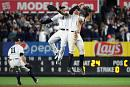 Gregorius, Judge, bullpen rally Yankees past Twins in wild-card game