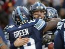 It's Ricky Ray to the rescue, just as the Argos drew it up: Arthur