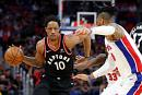 Raptors squeak out win over Pistons, become first team to clinch playoff spot