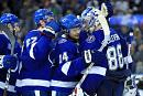 Lightning score four unanswered goals to rally past Maple Leafs